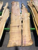 Yew timber